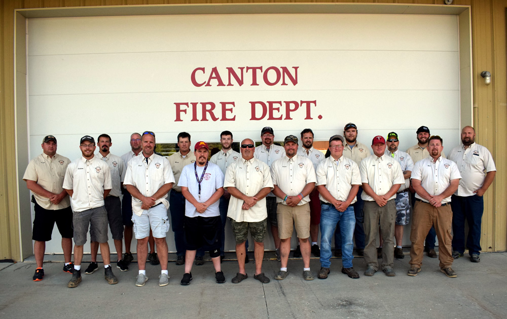 Canton Minnesota Fire Department