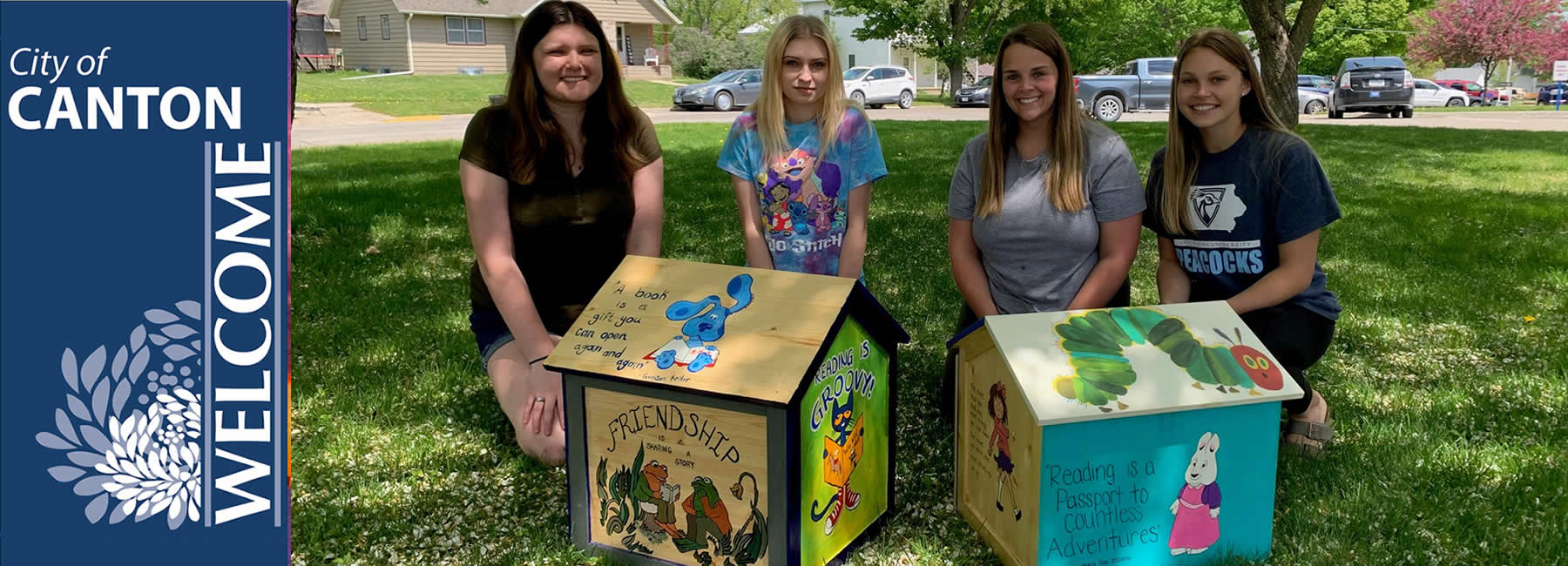 City of Canton MN Sharing Library Artists